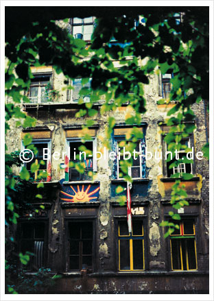 Postkarte GS-137 / Berlin - summer in the city
