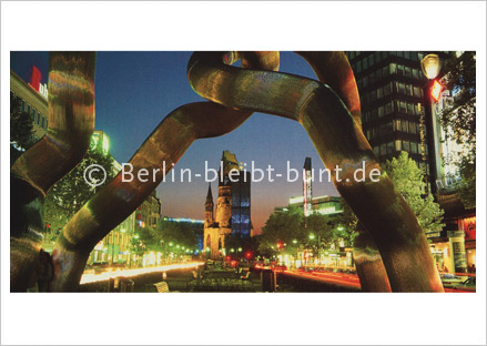Postkarte GS-164 / Berlin City