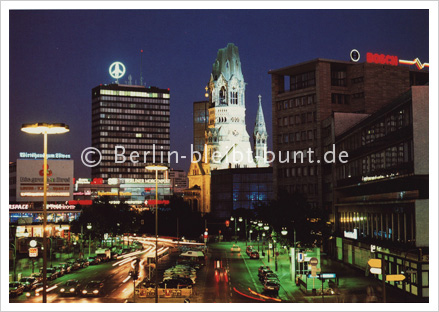 Postkarte GS-123 / Berlin - City