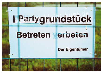 Postkarte GS-246 / Party -  Einladung