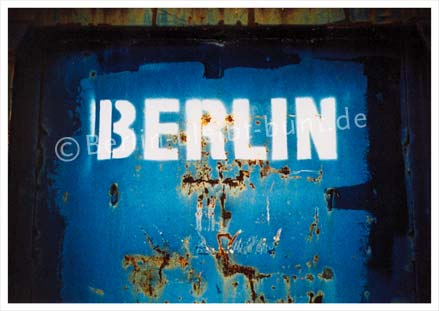 postcard GS-244 / Berlin - Berlin